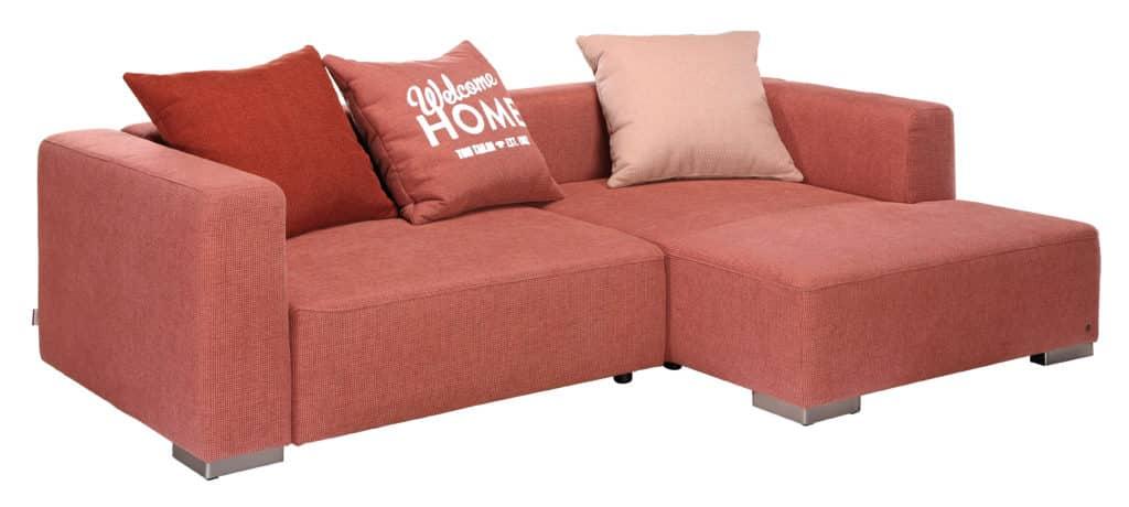 Living Coral Sofa